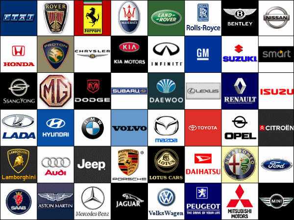 91 Automotive Branding Gone Mild